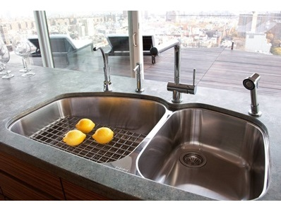 marvellous-undermount-stainless-steel-kitchen-sinks-kitchen-sink-price-with-small-bowl-and-lemons-and-draining-bowl-and-faucet-and-granite-kitchen-top